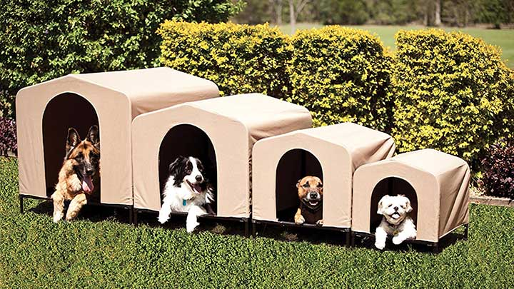 PortablePET-HoundHouse-Outdoors