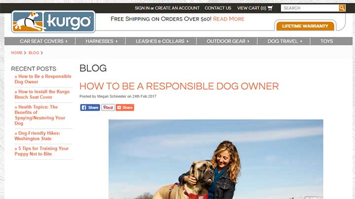 kurgo-blog