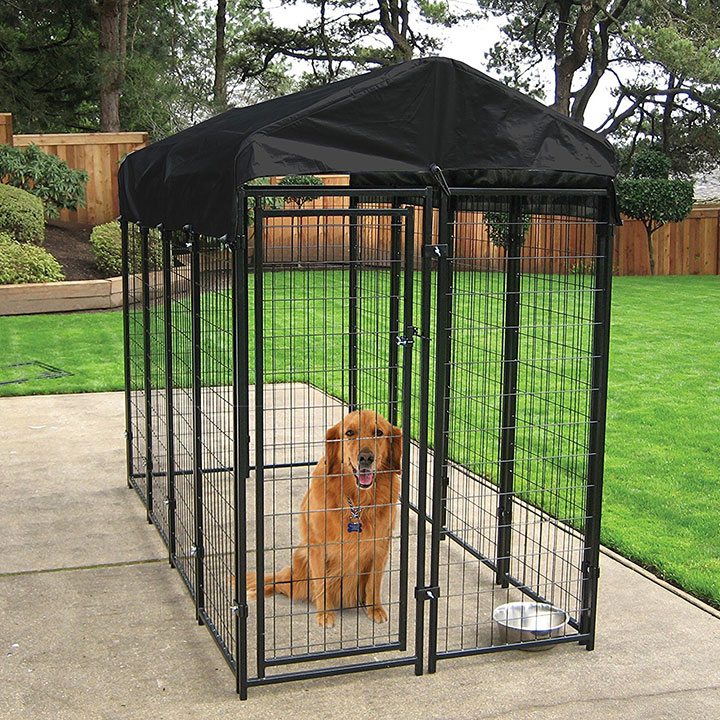 The Best Outdoor Hang-Out For Your Dog (Kennels, Playpens