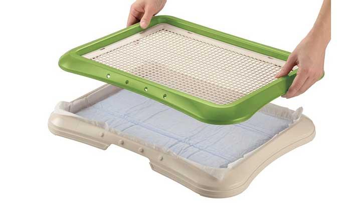 richel-paw-trax-mesh-potty-tray