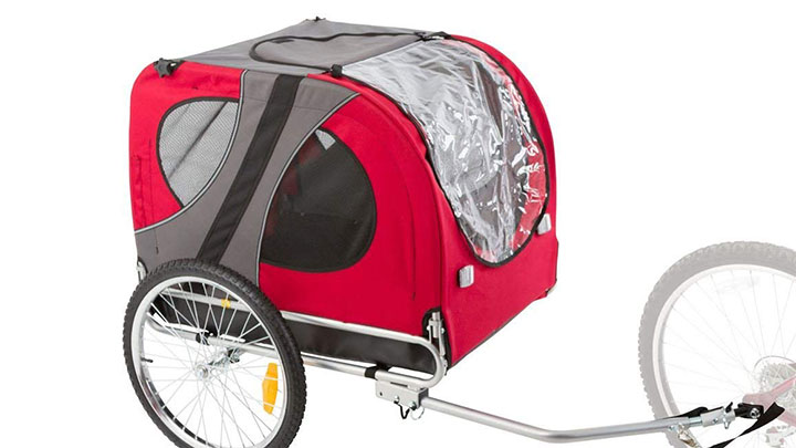 10 Best Bike Trailers for Dogs - Outdoor Dog World