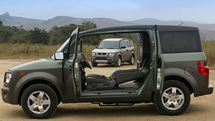 honda-element-for-dogs