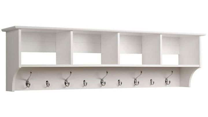 prepac-hanging-entryway-shelf