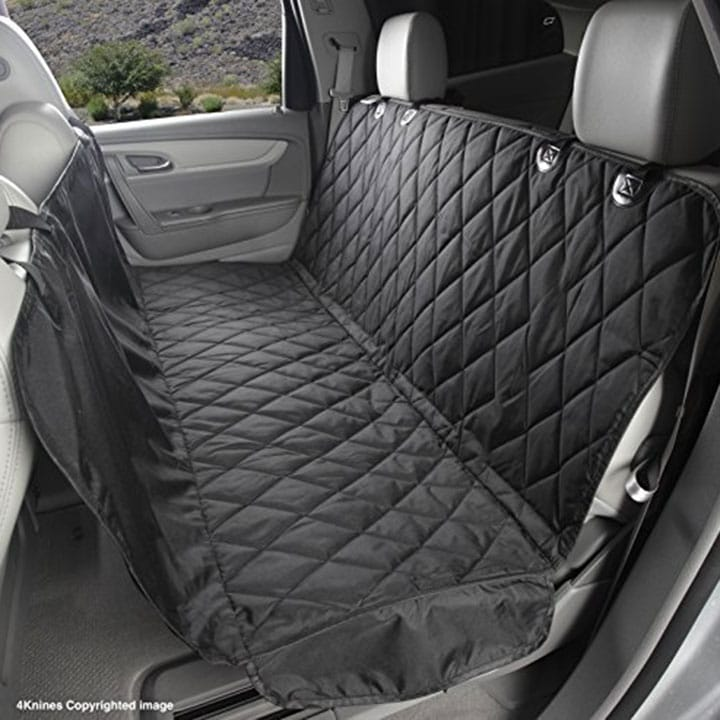 6 best car seat covers for dogs outdoor dog world4knines dog seat cover