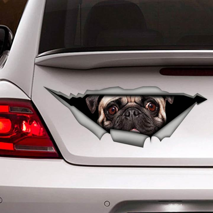 dog-breaking-out-car-decal