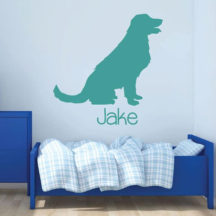 dog-lover-gifts-golden-retriever-wall-decal