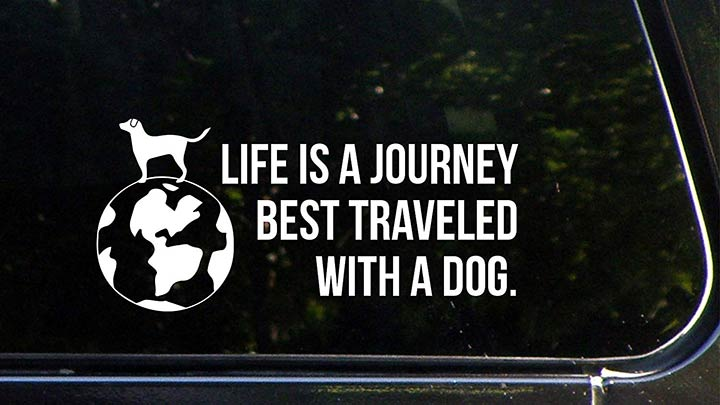 life-is-a-journey-best-traveled-with-a-dog-sticker