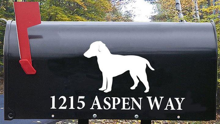 mailbox-dog-decal-sticker