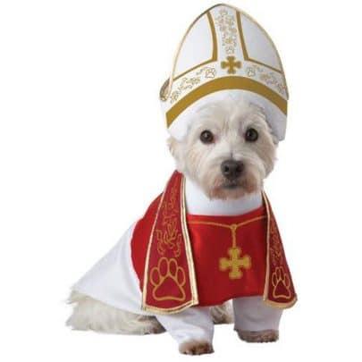 pope-dog-costume