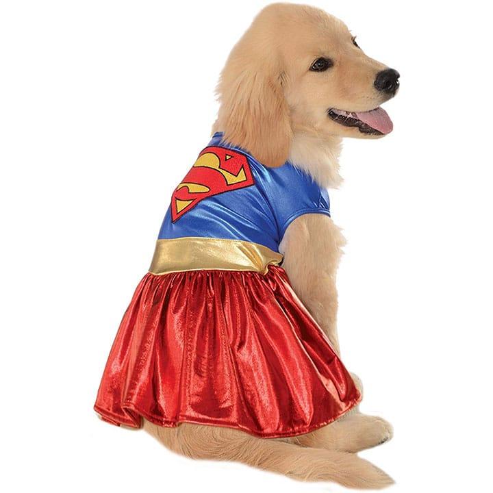 super-girl-dog-costume