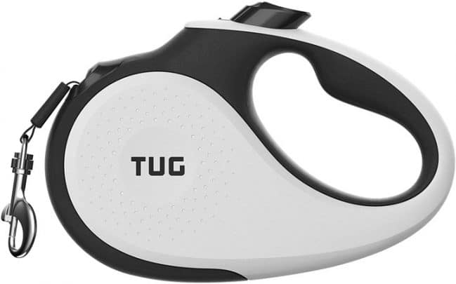 tug retractable dog leashe