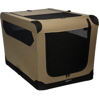 amazon-basics-portable-folding-soft-dog-travel-crate