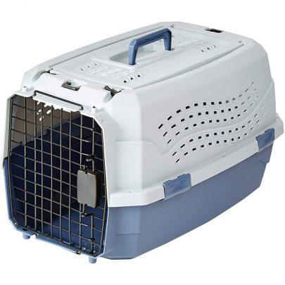 amazonbasics-two-door-hard-dog-carrier