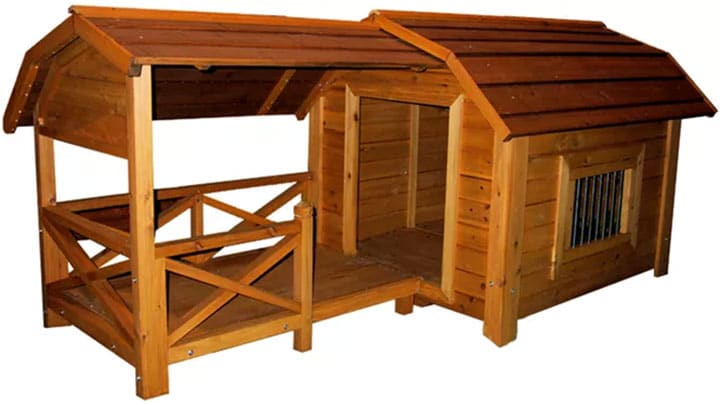 merry-products-wooden-dog-house