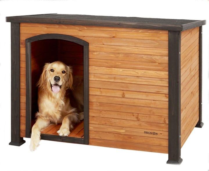 precision-pet-log-cabin-dog-house
