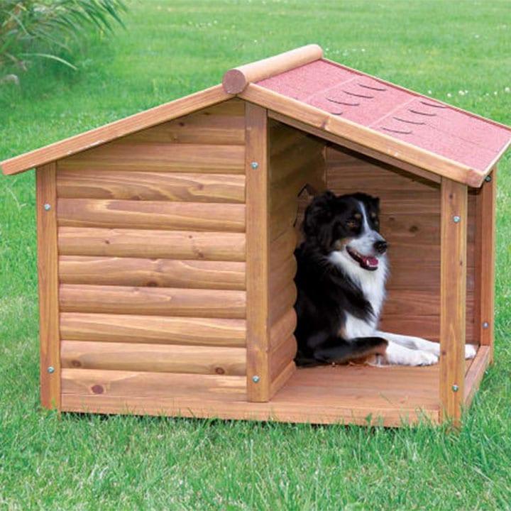 trixie-natura-log-dog-house