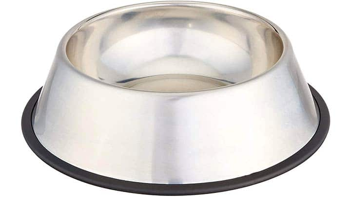 stainless-steel-outdoor-dog-bowl